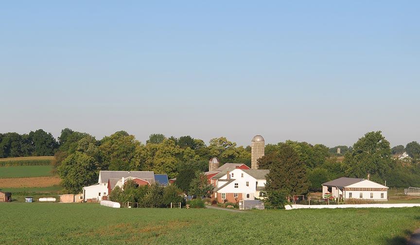 Pequea Valley Farm Swiss Villa