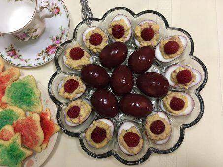 elderberry pickled eggs
