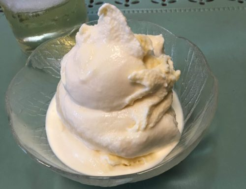Premium Homemade Ice Cream Recipe